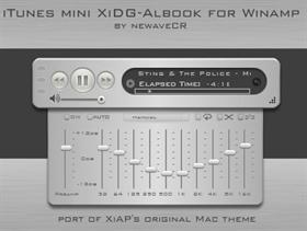 iTunes Mini XiDG-Albook