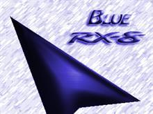 Blue RX-8