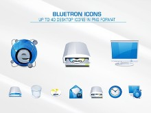 Bluetron Icons