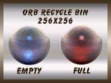 Orb Recycle Bin