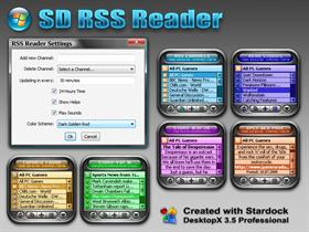SD RSS Reader