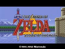 A Link to the Past - Zelda