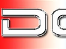 Dodge car logo silver