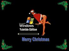 Windows Yultide Edition