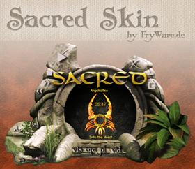 Sacred Skin - by Fryware