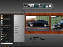 VW Corrado Screen