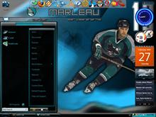 San Jose Sharks on Windows Vista