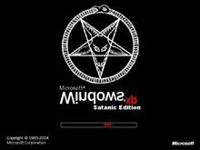 Windows XP Satanic Edition