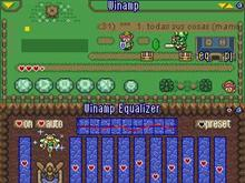 the legend of zelda: a link to de past
