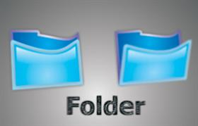 Folder (Open/Closed)