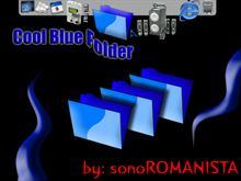 Cool Blue Folder 1.3