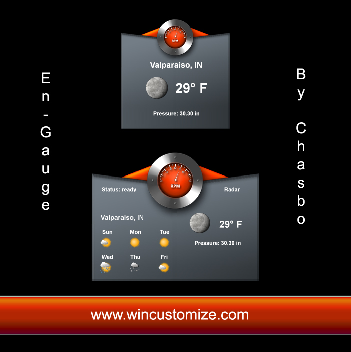 En-Gauge Weather