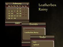 Leatherbox Rainy