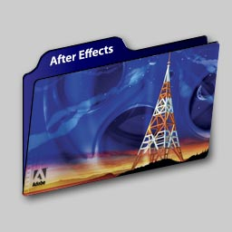 Adobe After Effects 6.5 Pro Folder