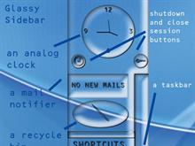 Glassy Sidebar
