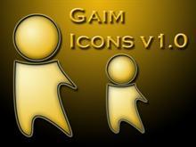Gaim Icons v1.0