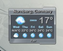 Optix Weather