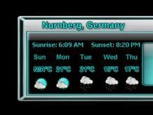Starbase 995 Weather