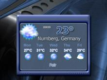 Neutronium Weather