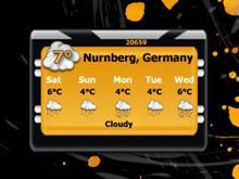 Nordagan Weather