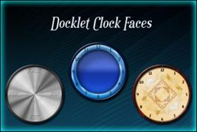 Docklet Clock Faces