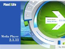 Pixel2Life Media Player 2.1.11