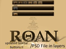 Roan Updated Taskbar and Buttons II