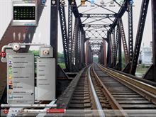 steam rails