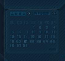 Destinyzator Calendar