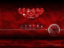 Valentine Red