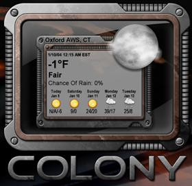 Colony DX Weather
