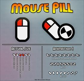 MousePill Graphics