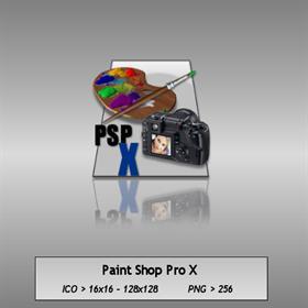 Paint Shop Pro X