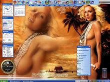My Britney Desktop.