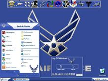 Air Force Desktop