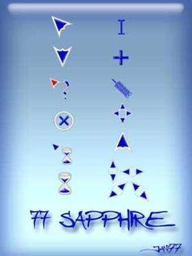 77 sapphire