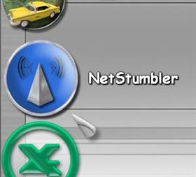 Net Stumbler Icon