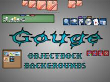 Gouge Backgrounds
