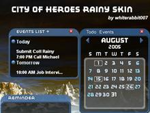 City of Heroes Skin