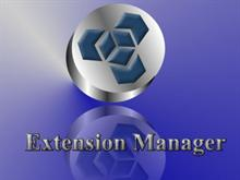Extension Manager