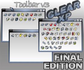 ClearXP Toolbar V3