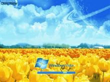 Windows Vista Flower