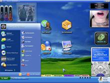 Windows XP (Media Center Edition)
