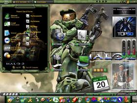 My Desktop (Halo 2)
