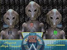 Stargate - Asgard High Council