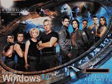 Stargate SG1 -SGA