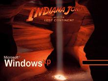Indiana Jones and the Lost Continent