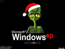 Alien Christmas