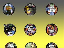 Grand Theft Auto  Icon Pack