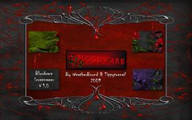 Bloodware Scrensaver